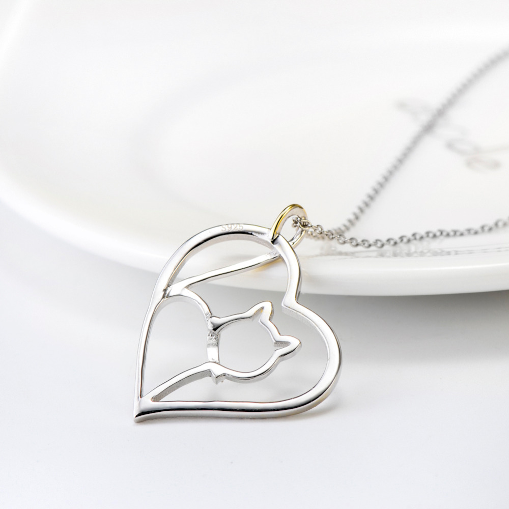 100 real 925 sterling silver crystal heart jewelry when you touch 100 real 925 sterling silver crystal heart jewelry mozeypictures Gallery